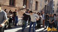 25/01/2015 - Clandestino en Plaza del Swing!