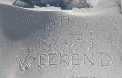I Winter Crazy Weekend