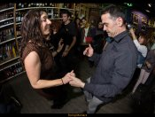 27/02/16 - Jam&wine tasting in Cristina Guillén's winnery