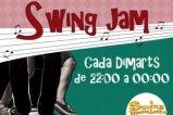 SWING JAM DE DIMARTS!