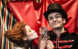 26/02/2017 Fiesta del circo en el teatro del arte!