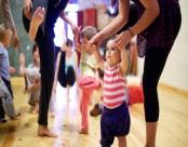 Dansa en Família (per nens de 1 a 3 anys)