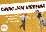 Swing Jam Virreina!