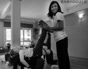 Yoga en Família (2-9 anys) amb Babyogui