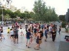 Ballada de Swing a la Plaça Orfila!