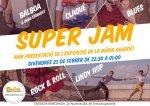 Super Jam amb presentació de l'exposició de la Núria Aguadé!