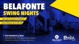 Belafonte Swing Nights!