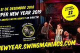 HOPPER NEW YEAR 2019 amb Andrea Motis Quintet!
