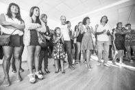 Inauguració del nou local de Gràcia-Joanic