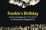 ¡Swing Jam Frankie Manning Birthday!