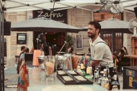 Ballada a la Fira Modernista de Barcelona 2016 - Restaurant Zafra