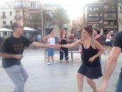 Platgeta&Swing! Jam a la Rambla de Badalona