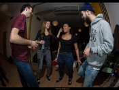 19/02/16 - Batalla de DJs a Swing Maniacs